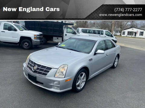 2010 Cadillac STS for sale at New England Cars in Attleboro MA