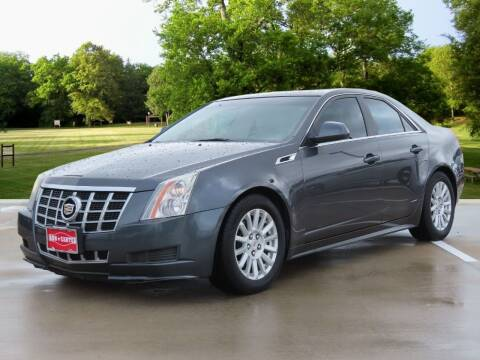 2013 Cadillac CTS for sale at Ron Carter  Clear Lake Used Cars in Houston TX