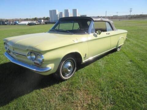 1964 Chevrolet Corvair for sale at Classic Car Deals in Cadillac MI