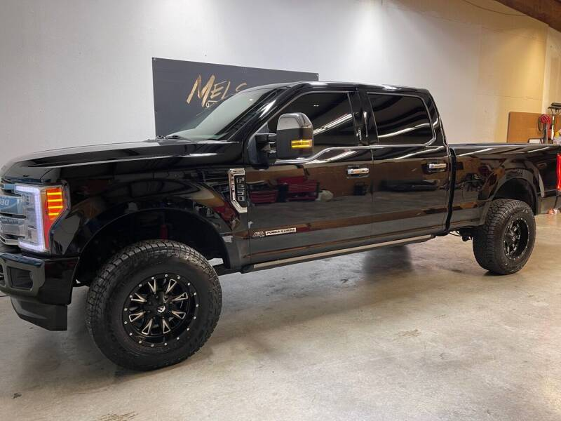 2017 Ford F-250 Super Duty for sale at Mel's Motors in Nixa MO