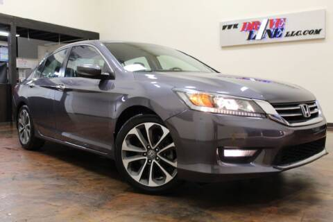 2015 Honda Accord for sale at Driveline LLC in Jacksonville FL