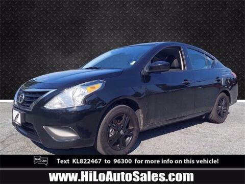 2019 Nissan Versa for sale at BuyFromAndy.com at Hi Lo Auto Sales in Frederick MD