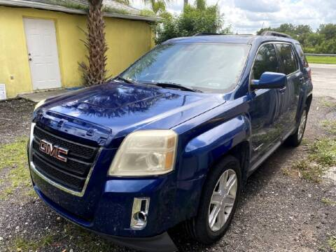 2010 GMC Terrain for sale at ROCKLEDGE in Rockledge FL