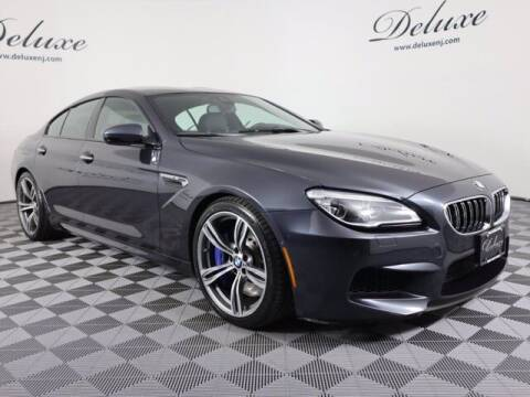 2017 BMW M6 for sale at DeluxeNJ.com in Linden NJ