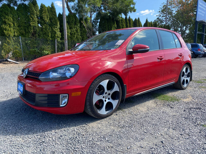 2012 Volkswagen GTI for sale at Universal Auto Inc in Salem OR