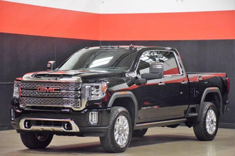 2021 GMC Sierra 3500HD for sale at Style Motors LLC in Hillsboro OR