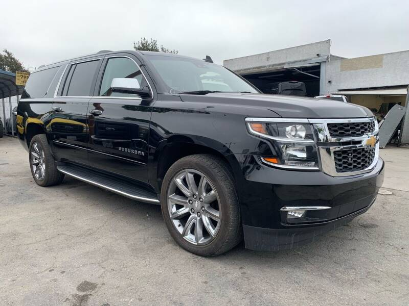 2019 Chevrolet Suburban for sale at Best Buy Quality Cars in Bellflower CA