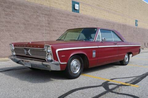 1966 Plymouth Fury for sale at NeoClassics in Willoughby OH