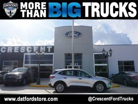 2020 Ford Escape for sale at Crescent Ford in Harahan LA