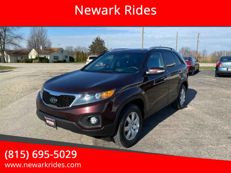 2011 Kia Sorento for sale at Newark Rides in Newark IL