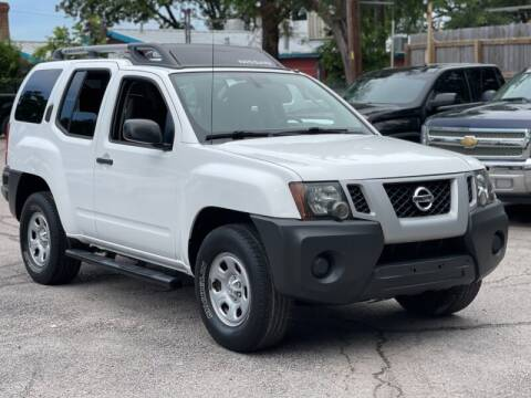 2012 Nissan Xterra for sale at AWESOME CARS LLC in Austin TX
