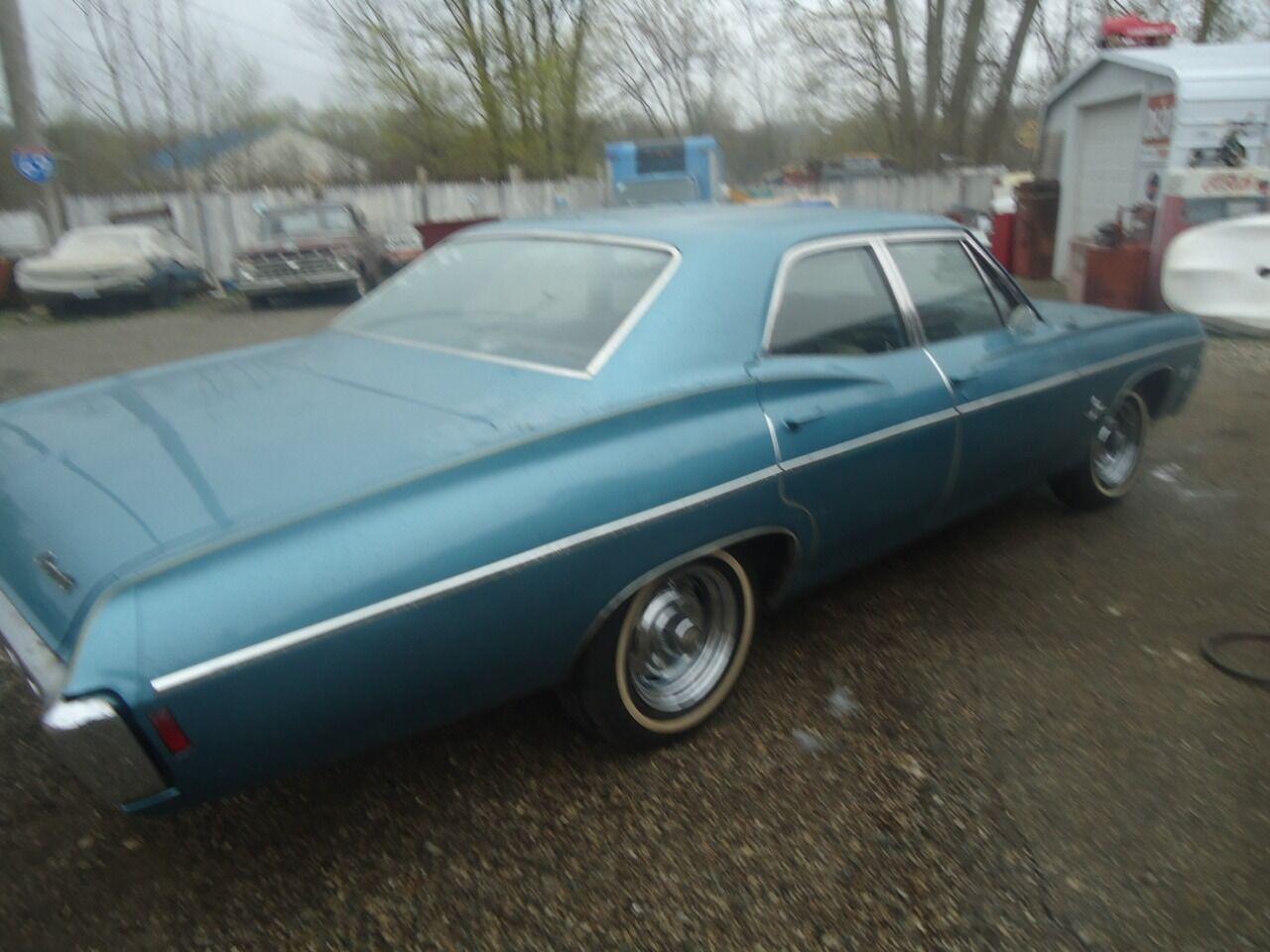 1968 Chevrolet Impala 19