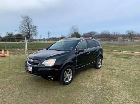 2012 Chevrolet Captiva Sport for sale at LA PULGA DE AUTOS in Dallas TX