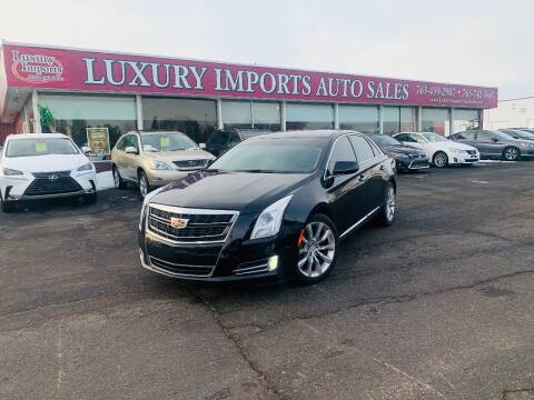 2016 Cadillac XTS for sale at LUXURY IMPORTS AUTO SALES INC in North Branch MN