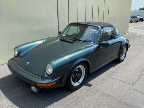 1983 Porsche 911 for sale at Gallery Junction in Orange CA