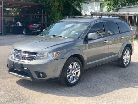 2012 Dodge Journey for sale at David Morgin Credit in Houston TX
