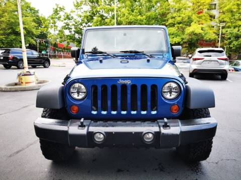 2009 Jeep Wrangler for sale at Legacy Auto Sales LLC in Seattle WA
