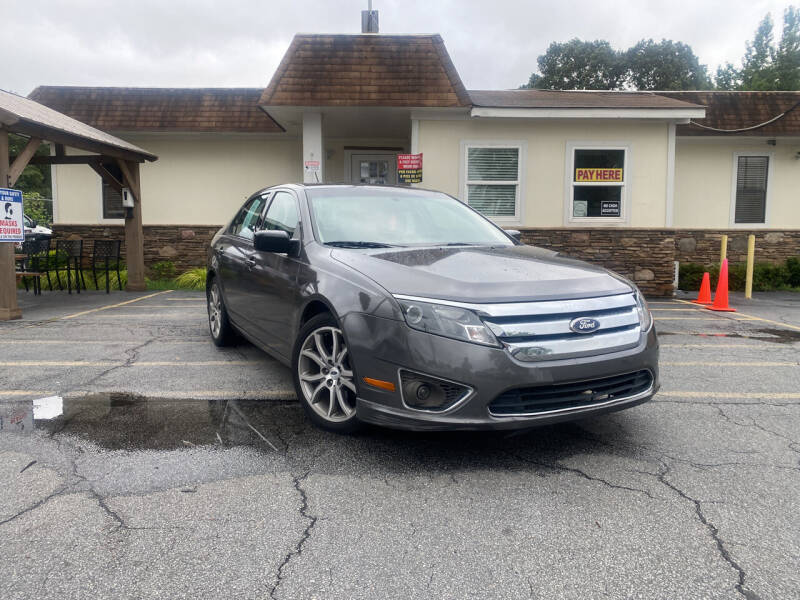2011 Ford Fusion for sale at Hola Auto Sales Doraville in Doraville GA