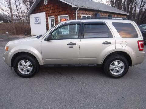 2010 Ford Escape for sale at Trade Zone Auto Sales in Hampton NJ
