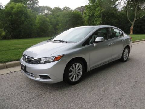 2012 Honda Civic for sale at EZ Motorcars in West Allis WI