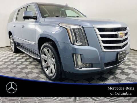 2015 Cadillac Escalade ESV for sale at Preowned of Columbia in Columbia MO