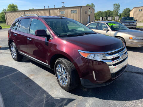 2011 Ford Edge for sale at Bruce Kunesh Auto Sales Inc in Defiance OH