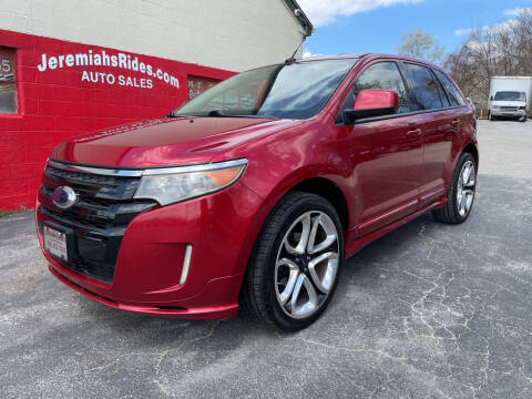 2011 Ford Edge for sale at Jeremiah's Rides LLC in Odessa MO