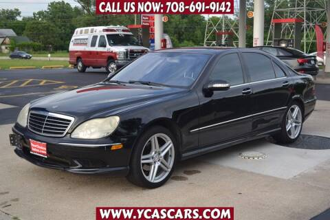 2003 Mercedes-Benz S-Class for sale at Your Choice Autos - Crestwood in Crestwood IL