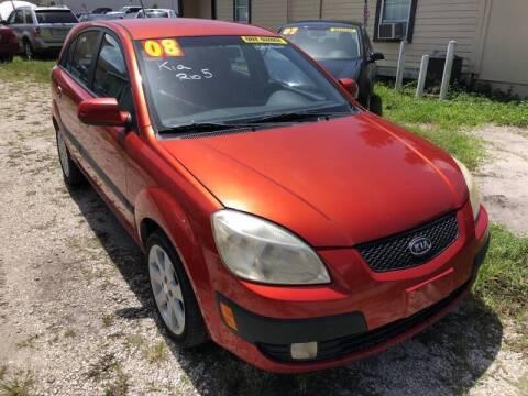 2008 Kia Rio5 for sale at Castagna Auto Sales LLC in Saint Augustine FL