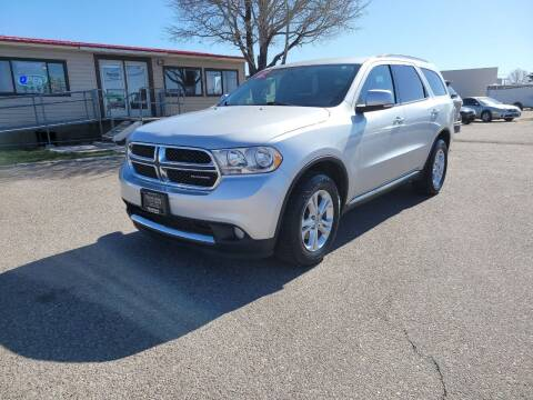 2012 Dodge Durango for sale at Revolution Auto Group in Idaho Falls ID