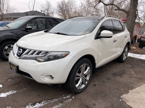2009 Nissan Murano for sale at Mister Auto in Lakewood CO