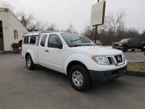 2016 Nissan Frontier for sale at ABC AUTO LLC in Willimantic CT
