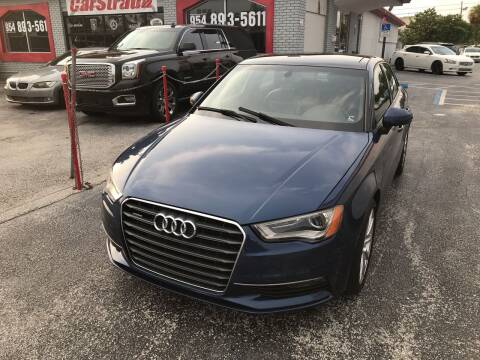 2015 Audi A3 for sale at CARSTRADA in Hollywood FL