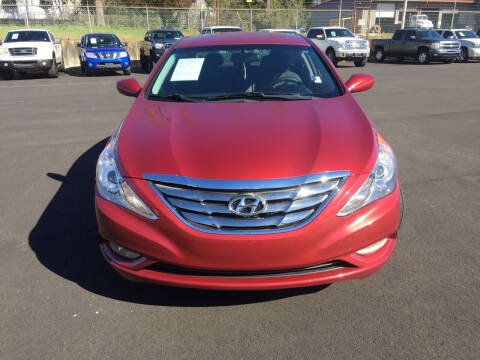 2013 Hyundai Sonata for sale at Beckham's Used Cars in Milledgeville GA
