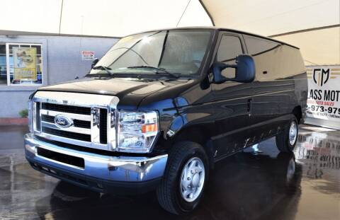 2013 Ford E-Series Cargo for sale at 1st Class Motors in Phoenix AZ