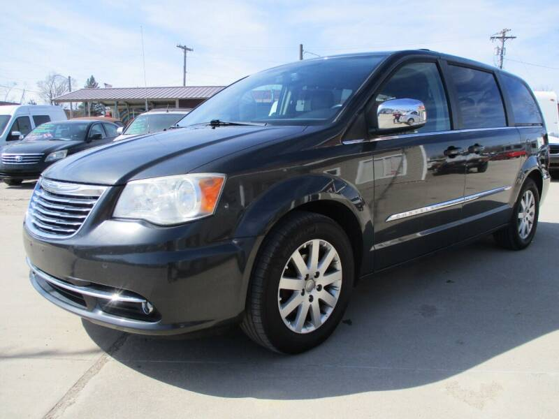 2011 Chrysler Town and Country for sale at Schrader - Used Cars in Mt Pleasant IA
