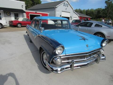 1955 Ford Fairlane for sale at Whitmore Motors in Ashland OH