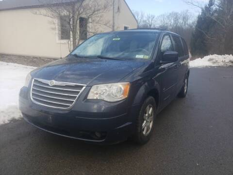 2008 Chrysler Town and Country for sale at Wallet Wise Wheels in Montgomery NY