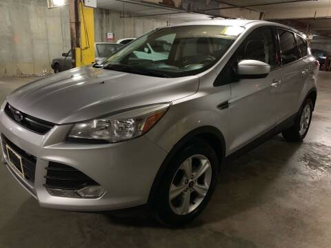 2015 Ford Escape for sale at PELHAM USED CARS & AUTOMOTIVE CENTER in Bronx NY