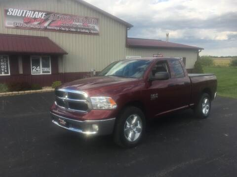 2019 RAM Ram Pickup 1500 Classic for sale at Southlake Body Auto Repair & Auto Sales in Hebron IN