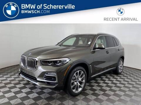 2021 BMW X5 for sale at BMW of Schererville in Shererville IN