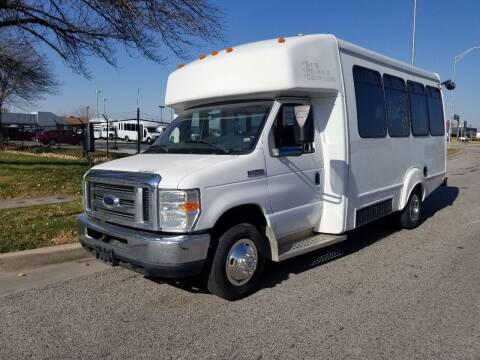 2009 Ford E-Series Chassis for sale at Government Fleet Sales in Kansas City MO