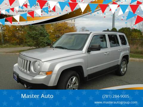 2011 Jeep Patriot for sale at Master Auto in Revere MA