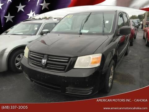 2009 Dodge Grand Caravan for sale at American Motors Inc. - Cahokia in Cahokia IL