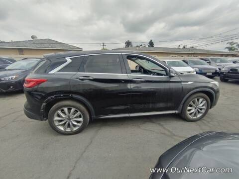 2020 Infiniti QX50 for sale at Ournextcar/Ramirez Auto Sales in Downey CA