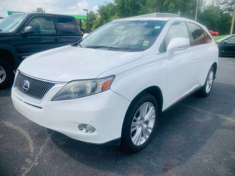 2010 Lexus RX 450h for sale at BRYANT AUTO SALES in Bryant AR