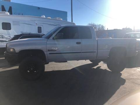 2001 Dodge Ram Pickup 2500 for sale at DPM Motorcars in Albuquerque NM