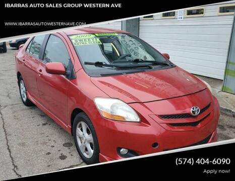 2008 Toyota Yaris for sale at IBARRAS GROUP STATE ROAD in South Bend IN