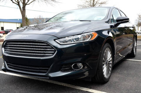 2014 Ford Fusion for sale at Prime Auto Sales LLC in Virginia Beach VA