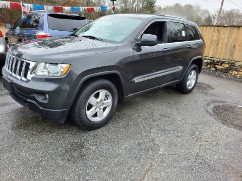 2011 Jeep Grand Cherokee for sale at Mike's Auto Sales in Westport MA
